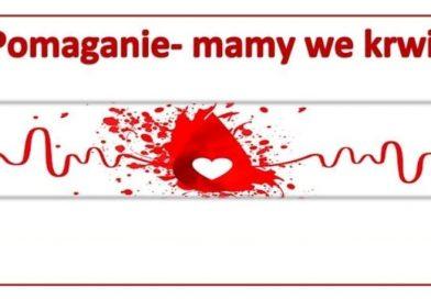 Pomaganie – mamy we krwi – 25.04.2021