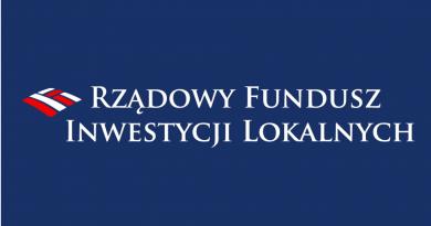 Rozstrzygnięta została II edycja konkursu w ramach Rządowego Fundusz Inwestycji Lokalnych
